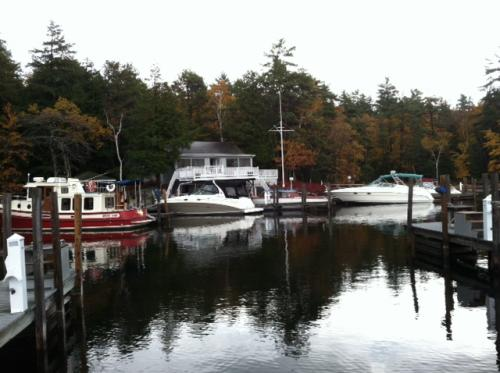 Winter Harbor Yacht Club